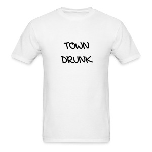 Town Drunk-Men's - Men's T-Shirt