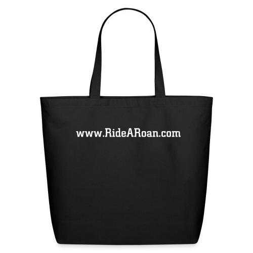 Ride A Roan Tote Bag - Eco-Friendly Cotton Tote