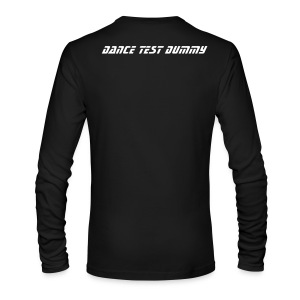 Dance Test Dummy Long Tee - Men's Long Sleeve T-Shirt by Next Level