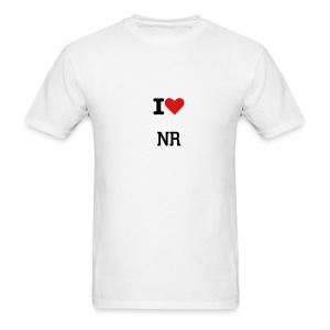 I LOVE NR - Men's T-Shirt