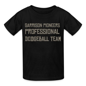 Garrison Dodgeball  - Kids' T-Shirt