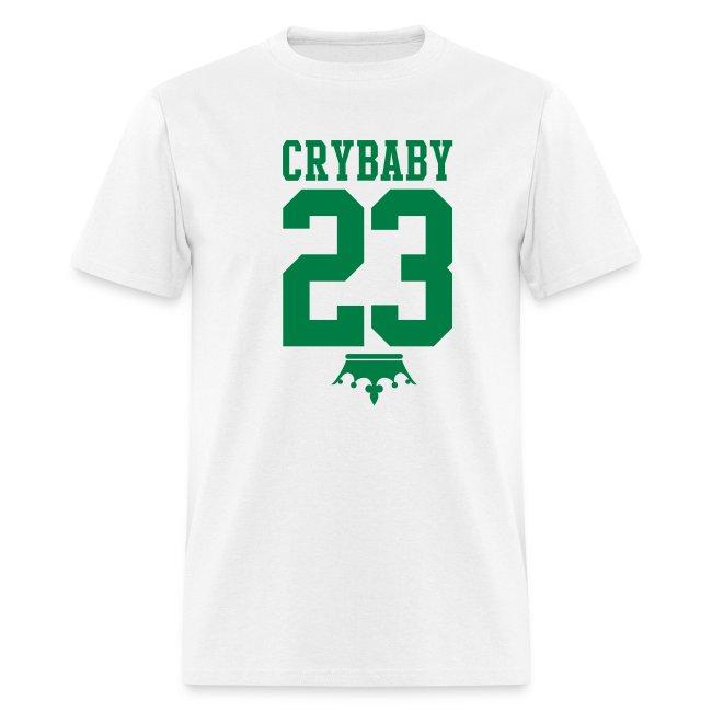 d7f5a953c110 LeBron James Crybaby Tee