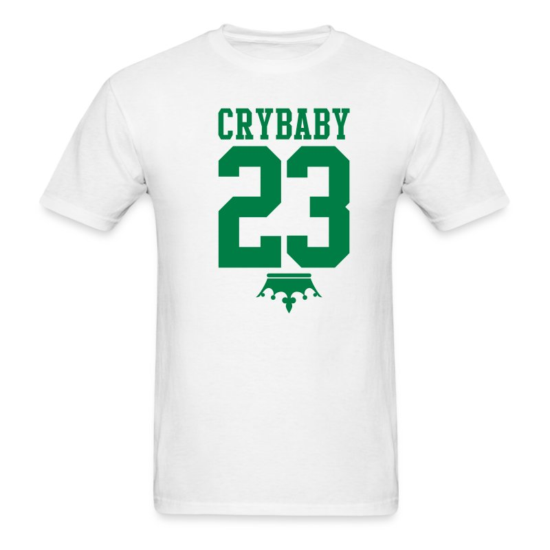 $5 OFF! LeBron James Crybaby Tee - Men's T-Shirt