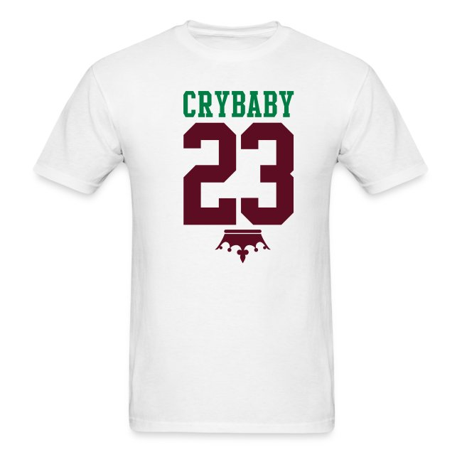 $5 OFF! LeBron James Crybaby Tee