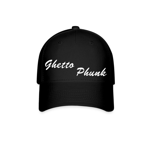 Ghetto Phunk Fitted Cap - Baseball Cap