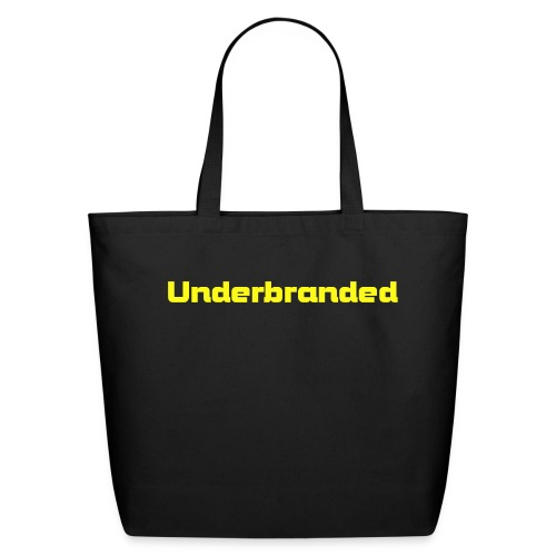 Tote)ally Underbranded - Eco-Friendly Cotton Tote