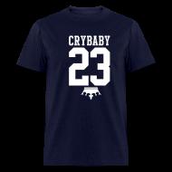 T-Shirts ~ Men's T-Shirt ~ $5 OFF! LeBron James Crybaby Tee