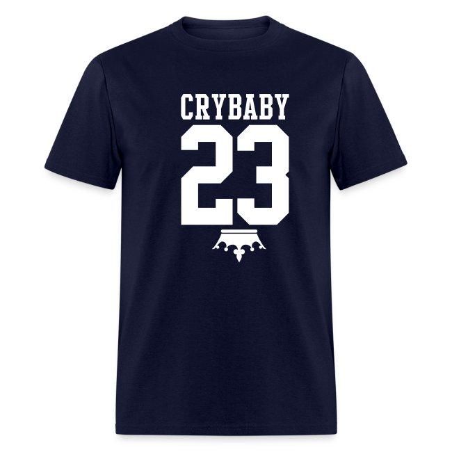 meet 954c5 b62c7 $5 OFF! LeBron James Crybaby Tee | Men's T-Shirt