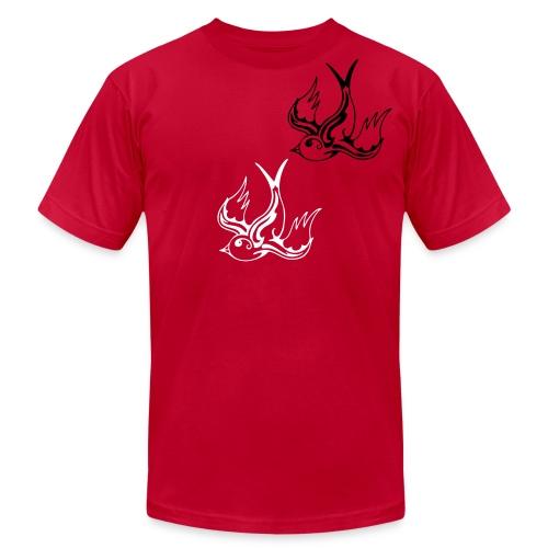 Birds of Song - Men's  Jersey T-Shirt