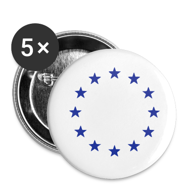 White EU - European Union - Europe - Flag - Stars Accessories
