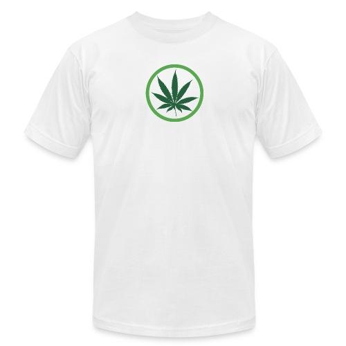 Official Super High Me White T-Shirt - Off the Wagon. - Men's Fine Jersey T-Shirt