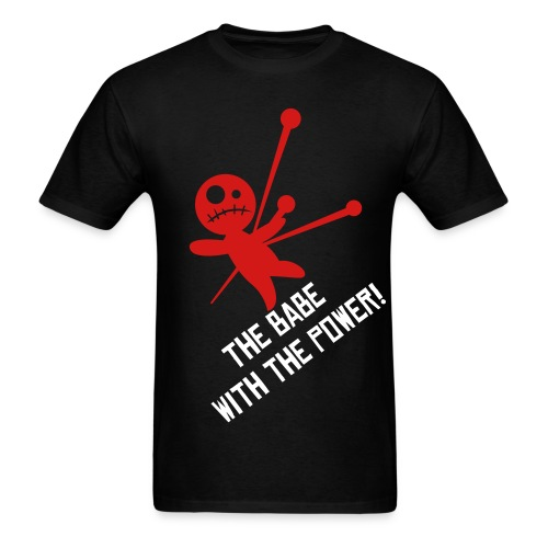 The Babe With The Power! - Men's T-Shirt