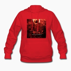 Red End of Silence hoodie