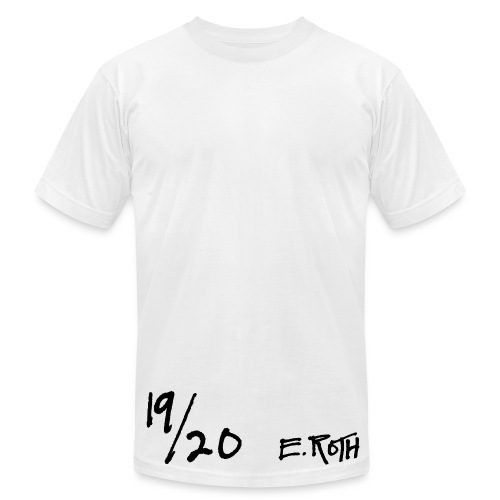 Signed and Numbered - 19/20 - Men's  Jersey T-Shirt
