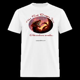 Red Dragon Inn Men's Logo Tee ~
