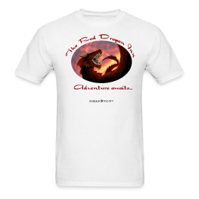 Red Dragon Inn Men's Logo Tee ~