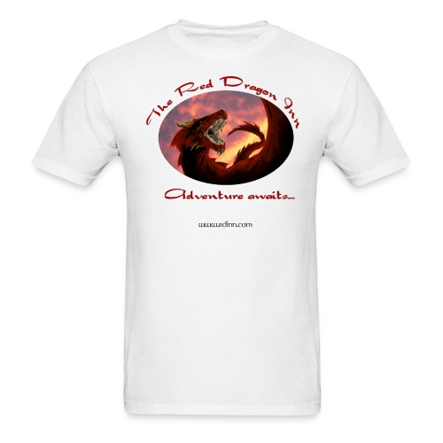 Red Dragon Inn Men's Logo Tee - Men's T-Shirt