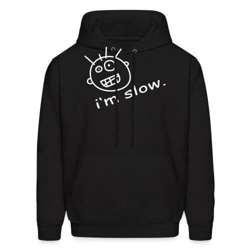 I'm Slow Hoodie - Men's Hoodie