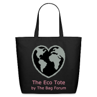 Bags & backpacks ~ Eco-Friendly Cotton Tote ~ The Eco Tote