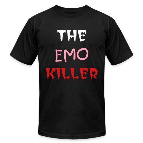 The Emo KIller - Men's Fine Jersey T-Shirt