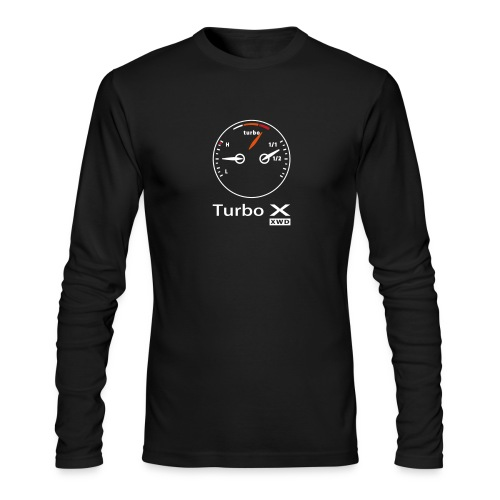 Exclusive Turbo X longsleeve tee - Men's Long Sleeve T-Shirt by Next Level