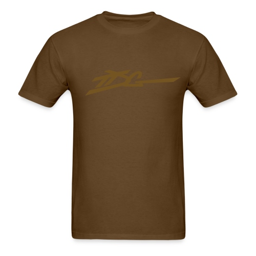 TDG Classic Shine (Design Sparkles!) - Men's T-Shirt