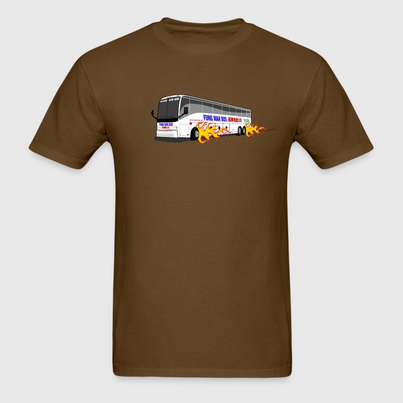 Fung Wah Bus - Men's T-Shirt