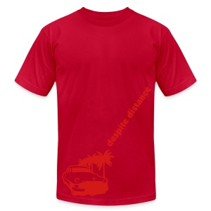 Guys' Cruiser Tee - Men's T-Shirt by American Apparel
