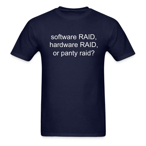 It's a RAID! - Men's T-Shirt