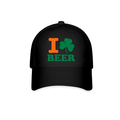 4 LEAF CLOVER BEER HAT - Baseball Cap