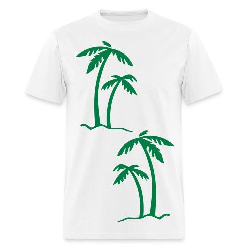 Palm Central - Men's T-Shirt