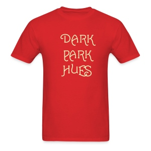 Dark Park Hues - Men's T-Shirt
