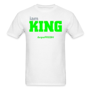 iam KING - Men's T-Shirt