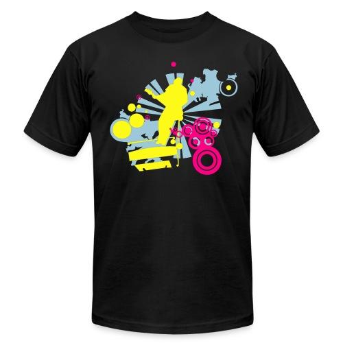 the stuart - Men's Fine Jersey T-Shirt