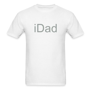 iDad T-Shirt - iFamily Collectables - Men's T-Shirt