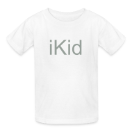 Kids' Shirts ~ Kids' T-Shirt ~ iKid T-Shirt - iFamily Collectables