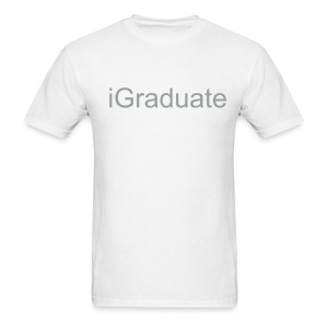 iGraduate T-Shirt - iFamily Collectables - Men's T-Shirt