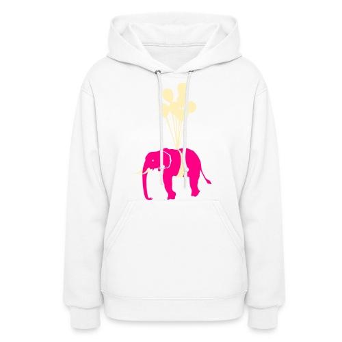 Elephant Hoodie - Women's Hoodie