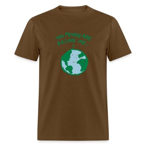 Killing Me - Men's T-Shirt