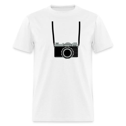 Men's camera shirt - Men's T-Shirt