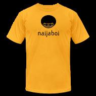 T-Shirts ~ Men's T-Shirt by American Apparel ~ naijaboi