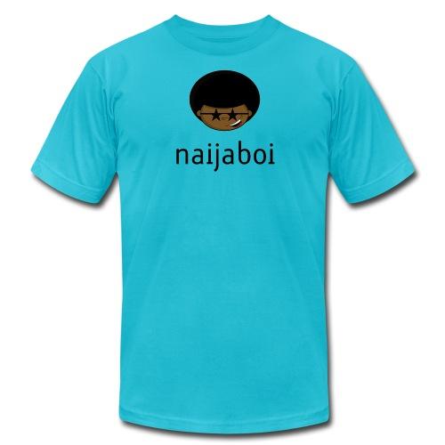 naijaboi - Men's Fine Jersey T-Shirt