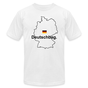 Deutschbag - Men's Fine Jersey T-Shirt