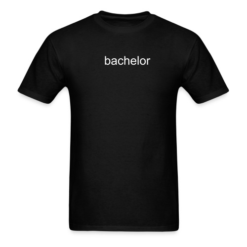 bachelor t-shirt - Men's T-Shirt