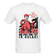 T-Shirts ~ Men's T-Shirt ~ Gulag!