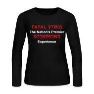Long Sleeve Shirts ~ Women's Long Sleeve Jersey T-Shirt ~ Article 3076278