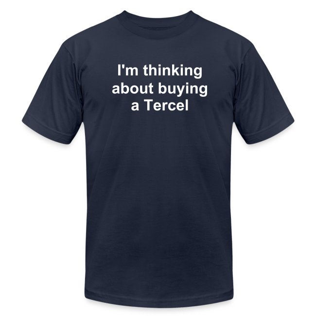 Buying a Tercel