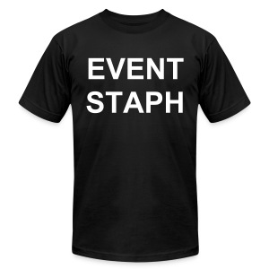 EVENT STAPH - Men's T-Shirt by American Apparel