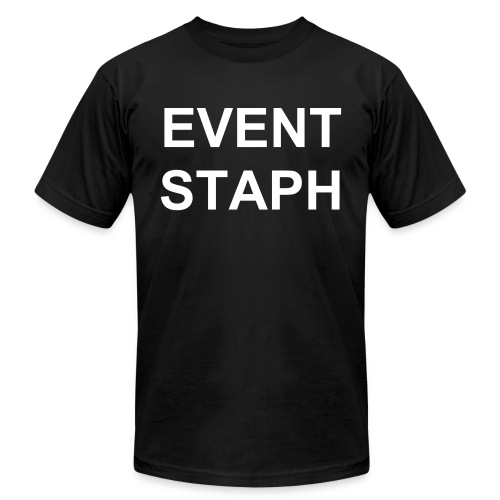 EVENT STAPH - Men's Fine Jersey T-Shirt