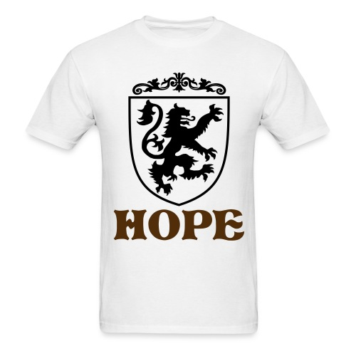 Hope Crest Tee - Men's T-Shirt